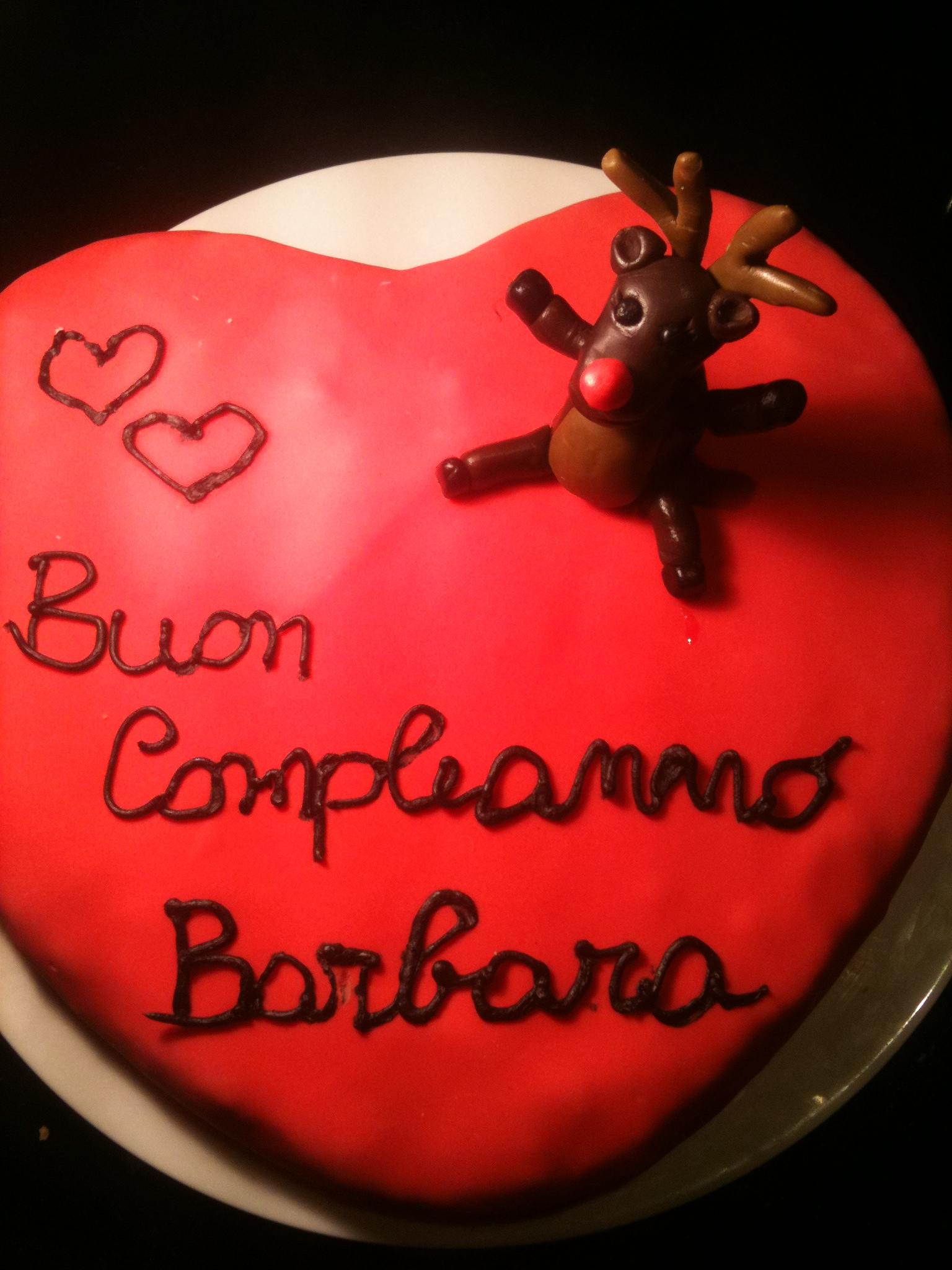Happy Birthday Auntie Barbara  Mamma Wears Prada - Birthday cake barbara