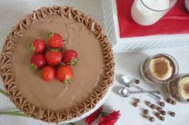 Nutella desser table