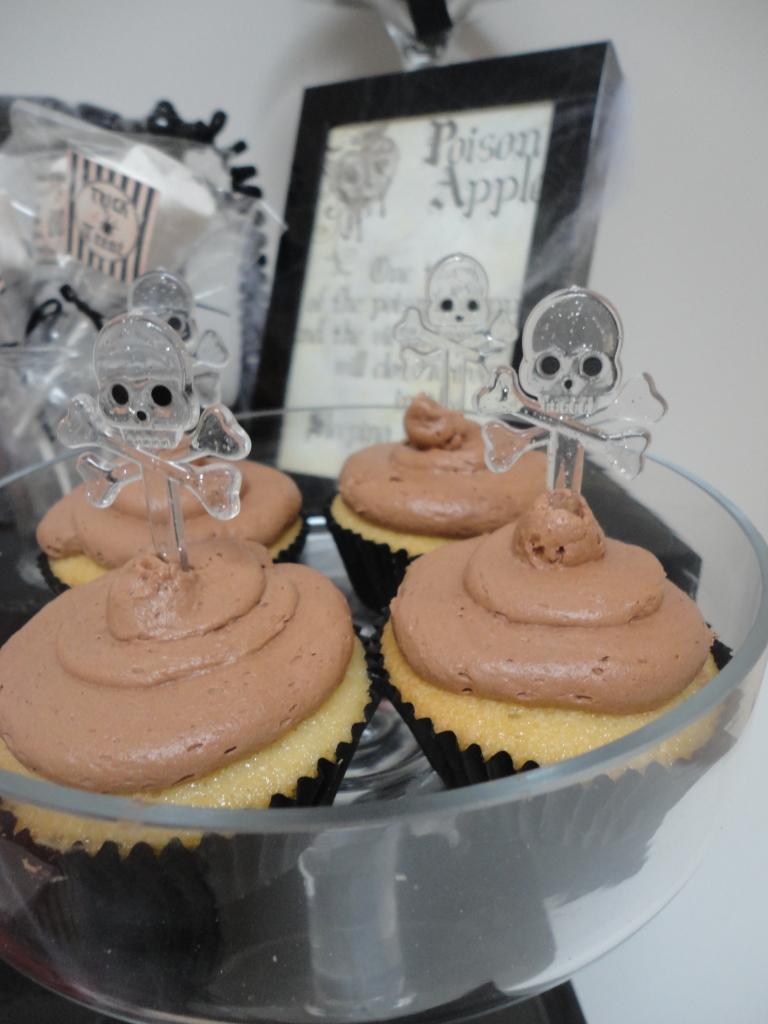 Deadly cupcakes