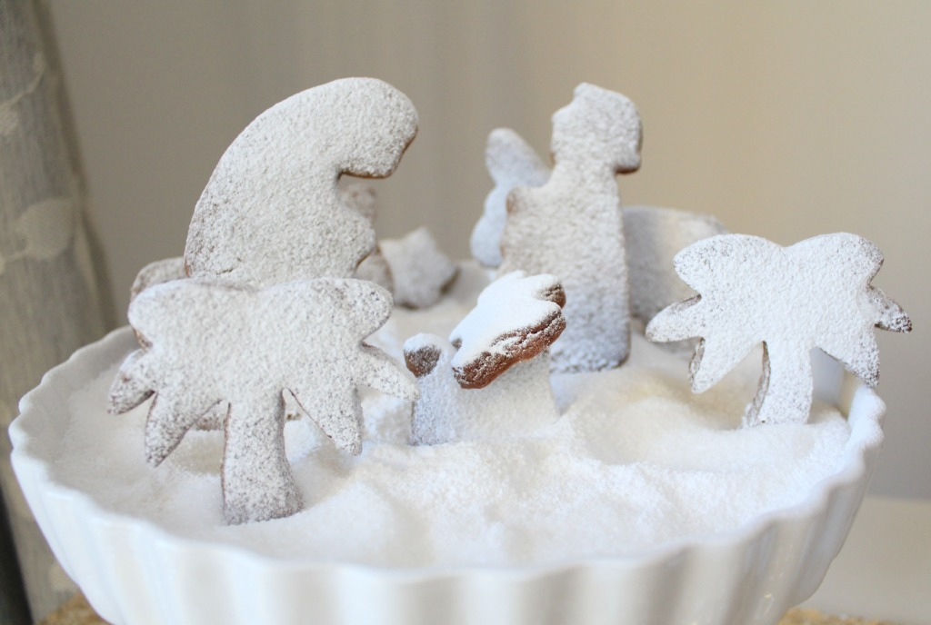 Cookie nativity