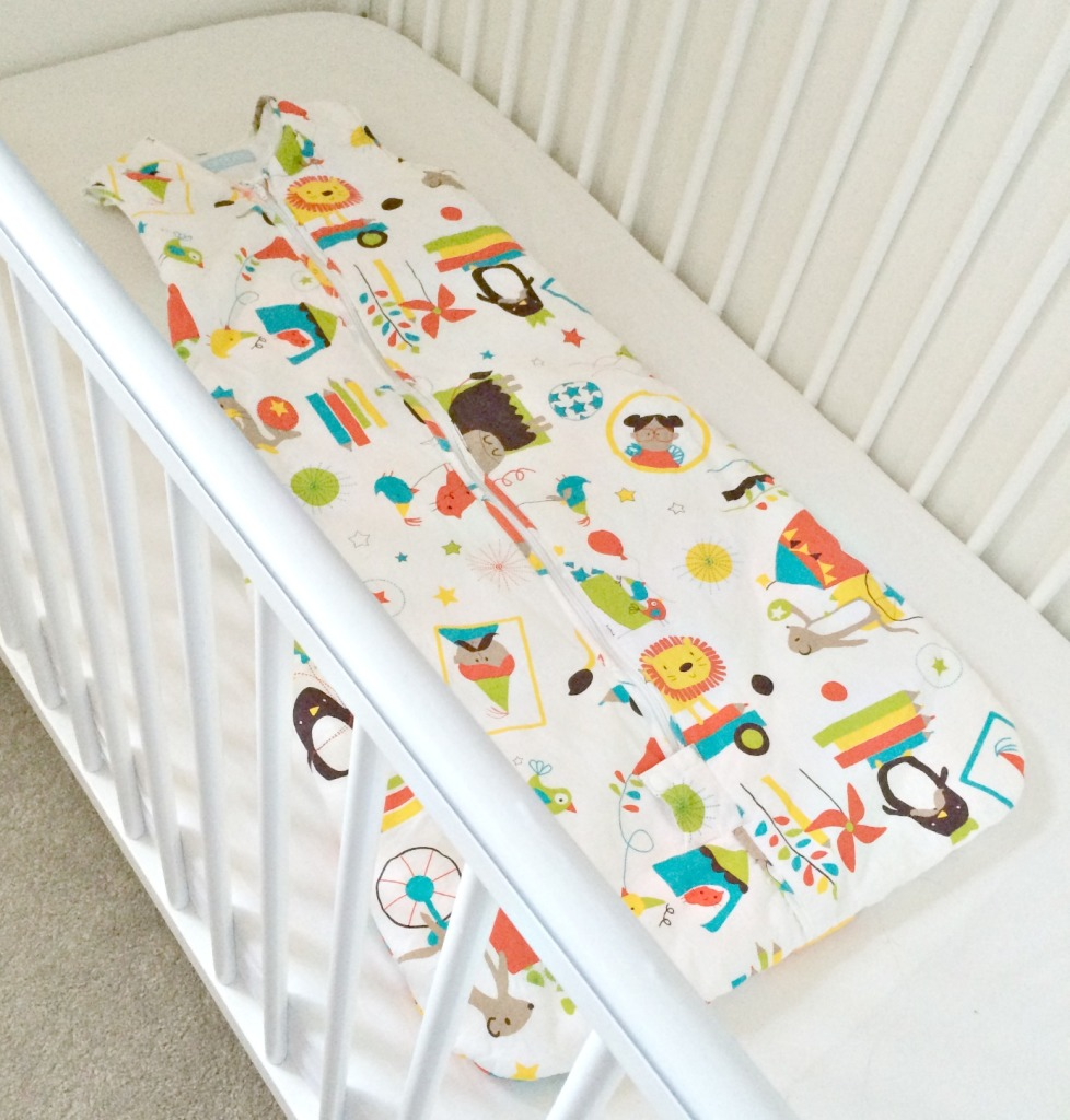 cot bed sleeping bag
